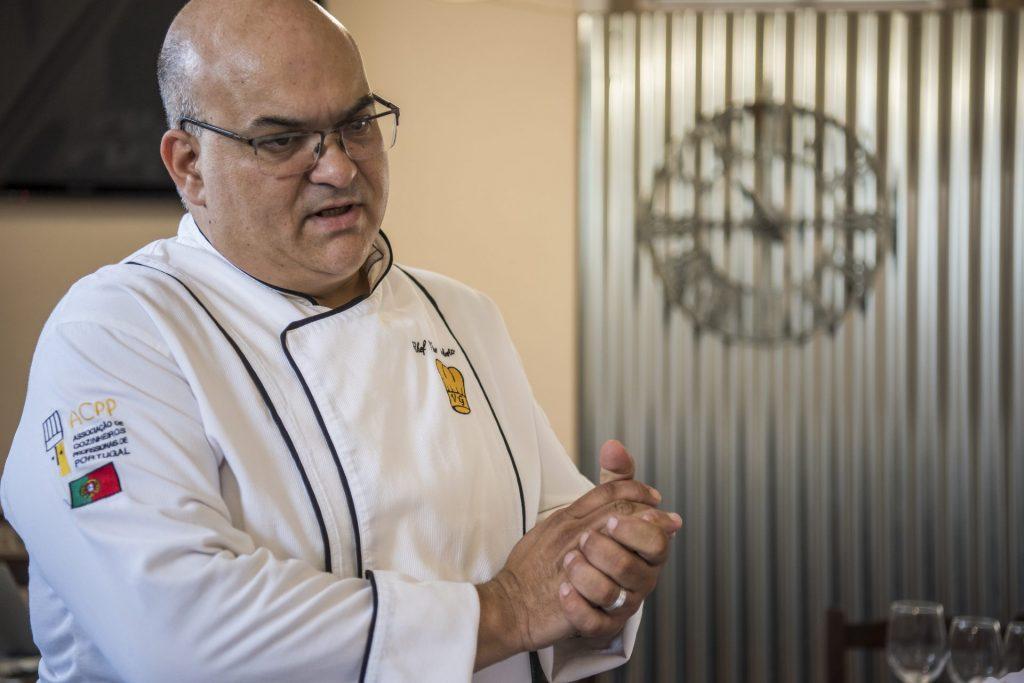 Chef Victor Felisberto